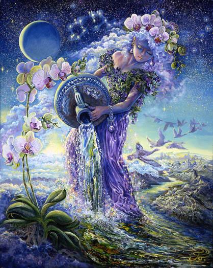 Artist: Josephine Wall